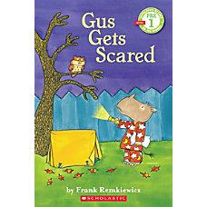 Scholastic Reader Pre Level 1 Gus