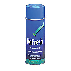 Refresh Deodorant Air Freshener 14 Oz