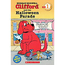 Scholastic Reader Level 1 Clifford And