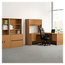 HON 10500 Series Laminate Desk Ensemble