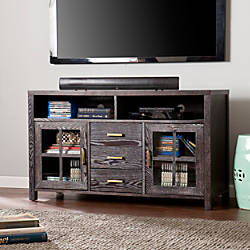 Southern Enterprises Kenwick Media Console For