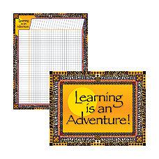 Barker Creek Chart Set Learning Is