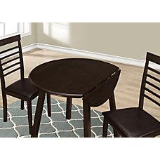 Monarch Specialties 3 Piece Dining Set