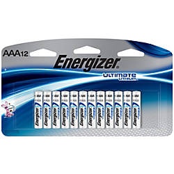 Energizer ultimate lithium batteries coupons