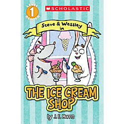 Scholastic Reader Level 1 The Ice