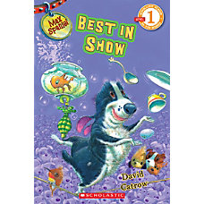 Scholastic Reader Level 1 Max Spaniel