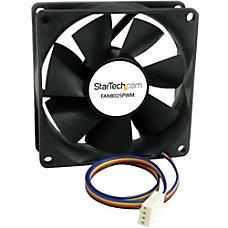 StarTechcom 80x25mm Computer Case Fan with