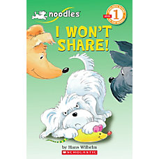Scholastic Reader Level 1 Noodles I