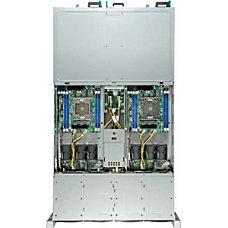 Intel Server System H2216JFQJR Barebone System