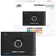 Vantec NexStar NST D306S3 BK Drive