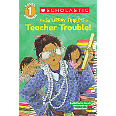 Scholastic Reader Level 1 Saturday Triplets