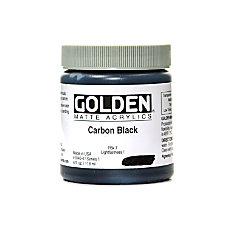 Golden Matte Acrylic Paint 4 Oz