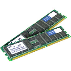 AddOn FACTORY APPROVED 512MB DRAM FCISCO