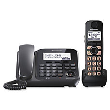 Panasonic KX TG4771B Expandable Digital Cordless