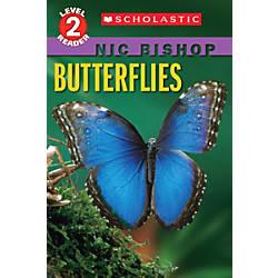 Scholastic Reader Level 2 Butterflies 3rd