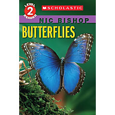 Scholastic Reader Level 2 Butterflies 3rd