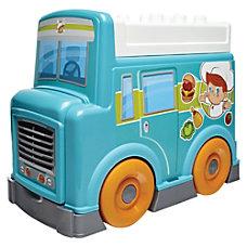 Mega Bloks Food Truck Kitchen Preschool
