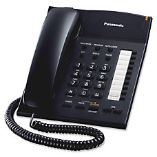 Panasonic KX TS840B Corded Integrated Telephone