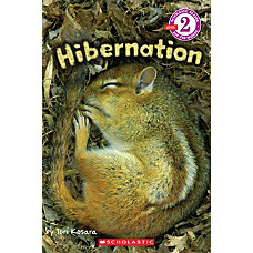 Scholastic Reader Level 2 Hibernation 2nd
