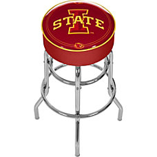 Trademark Global Padded Bar Stool Iowa