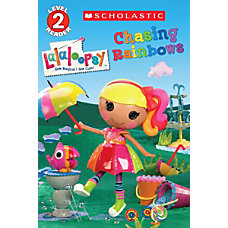 Scholastic Reader Level 2 Lalaloopsy Chasing