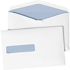 Quality Park Postage Saving Window Envelopes