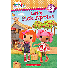 Scholastic Reader Level 2 Lalaloopsy Lets