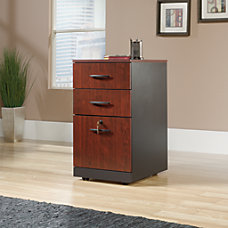 Sauder Via File Pedestal 3 Drawer