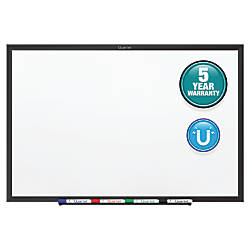 Quartet Standard Magnetic Whiteboard 6 x