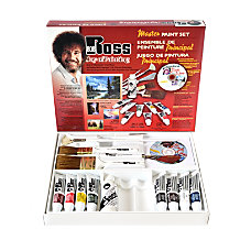 Bob Ross Master Paint Set