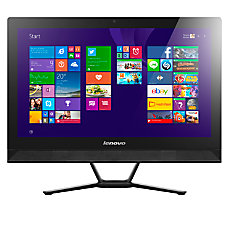 Lenovo C40 Touch All In One