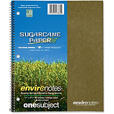 Roaring Spring 1 Subject Wirebound Notebook