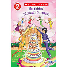 Scholastic Reader Level 2 Rainbow Magic