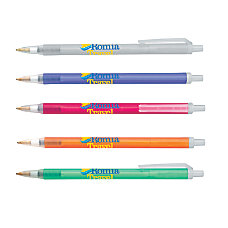 BIC Clic Stic Ice Grip Pen