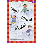 Scholastic Reader Level 2 Slip Slide