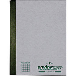 Roaring Spring 30percent Recycled Composition Book