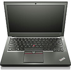 Lenovo ThinkPad X250 20CM004GUS 125 Touchscreen