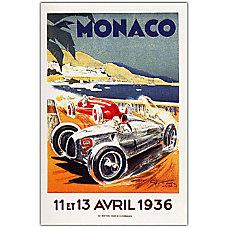 Trademark Global Monaco 13 Avril 1936