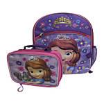 Disney Backpack Sofia The First PinkPurple