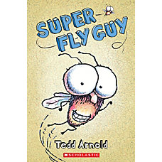 Scholastic Reader Level 2 Super Fly
