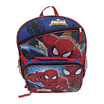 MARVEL Backpack Spider Man BlueRed
