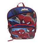 MARVEL Backpack Spider Man BlueRed