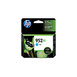 HP 952XL High Yield Cyan Ink