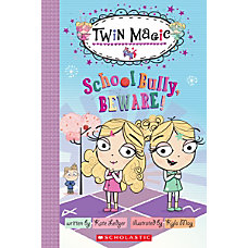 Scholastic Reader Level 2 Twin Magic