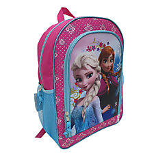 Disney Girls Backpack Large Capacity Frozen