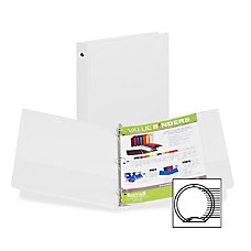 Samsill Value Storage Ring Binder 1