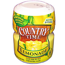Countrytime Lemonade Drink Mix 19 Oz