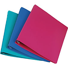 Samsill Poly Ring Binder 1 Binder