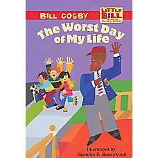 Scholastic Reader Level 3 Little Bill