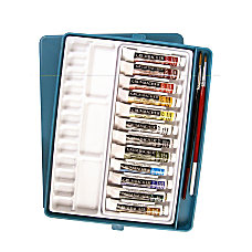 Grumbacher Academy Watercolor Artists Sketchbook Set